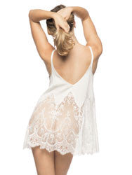 Georgina Oh My Swing Babydoll in Ivory