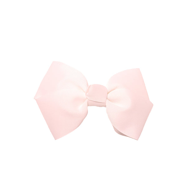 LiveGreek™ Mia® Spirit - Bow Barrette - white color - #MiaKaminski #Mia #MiaBeauty #beauty #hair #lovethis #love #life #woman #HairAccessories #bow #barrette #cheer #dance