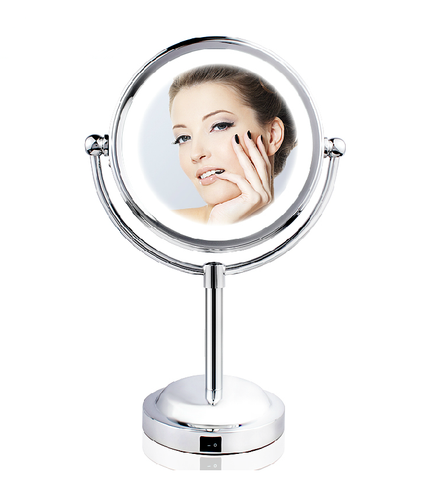 Mia Beauty 10x/1x LED Lighted Mirror