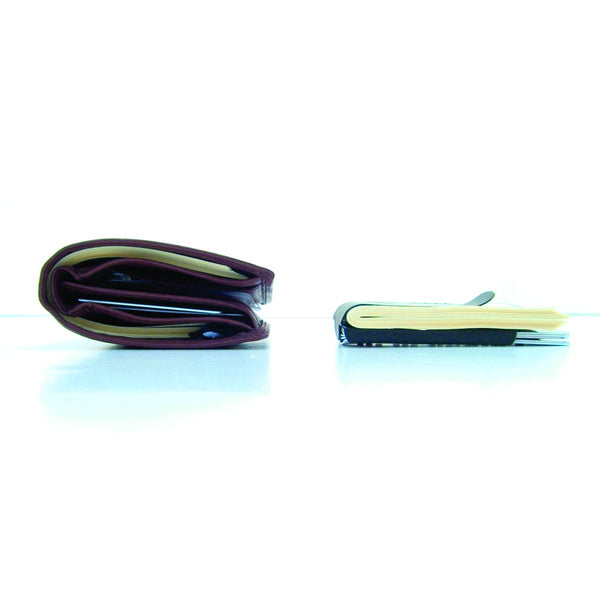 Smart Money Clip® - Black Soft Touch Rubberized Finish