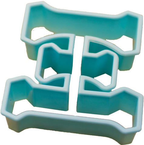Greek Cookie Cutters - Xi