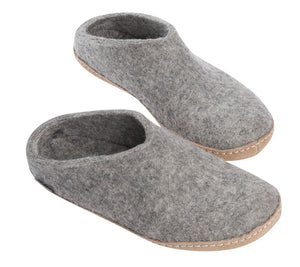 Indoor Shoe No heelcap - Grey