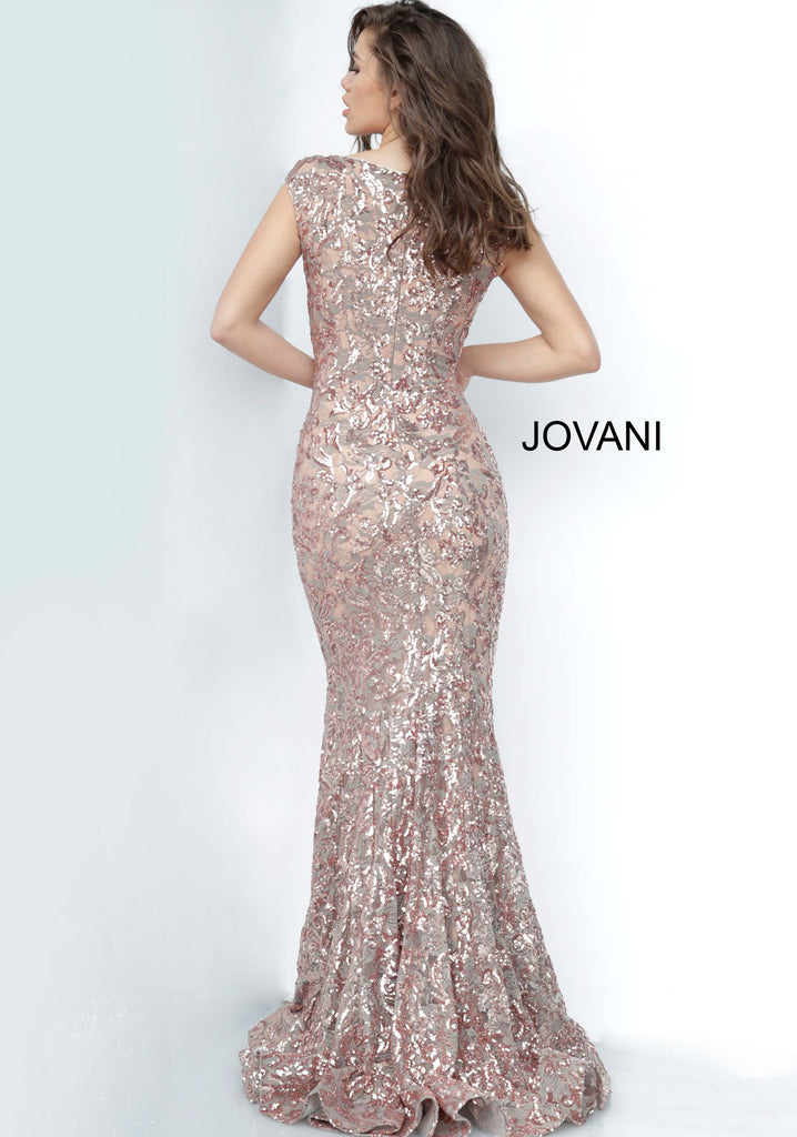 Jovani 1123 mother of the bride long dress