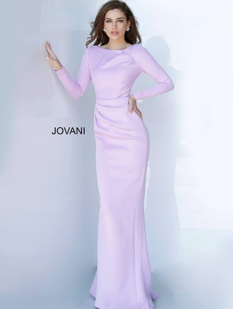 Jovani 12022 purple mother of the bride