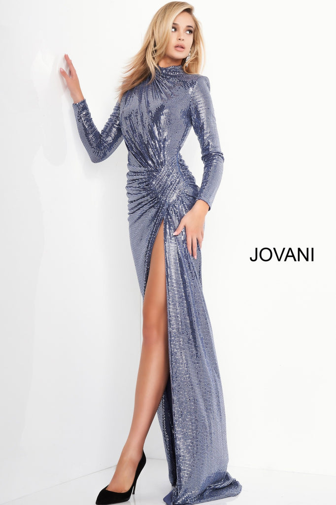 Jovani 1707 sequin dress