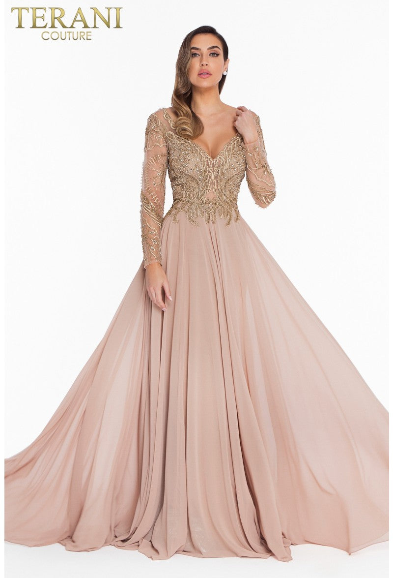 baab47ea996 Terani mother of the bride and prom dresses in San Diego and Fresno ...