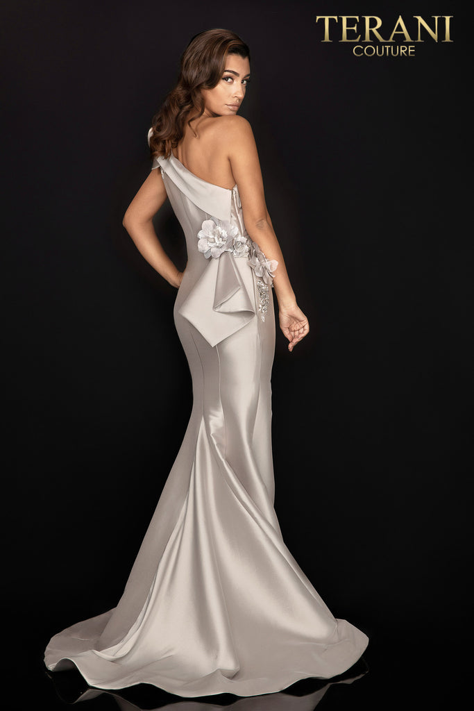 Terani 2011E2427 long mother of the bride dress