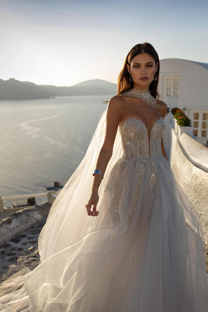Ricca Sposa 21023 sweetheart aline bridal gown