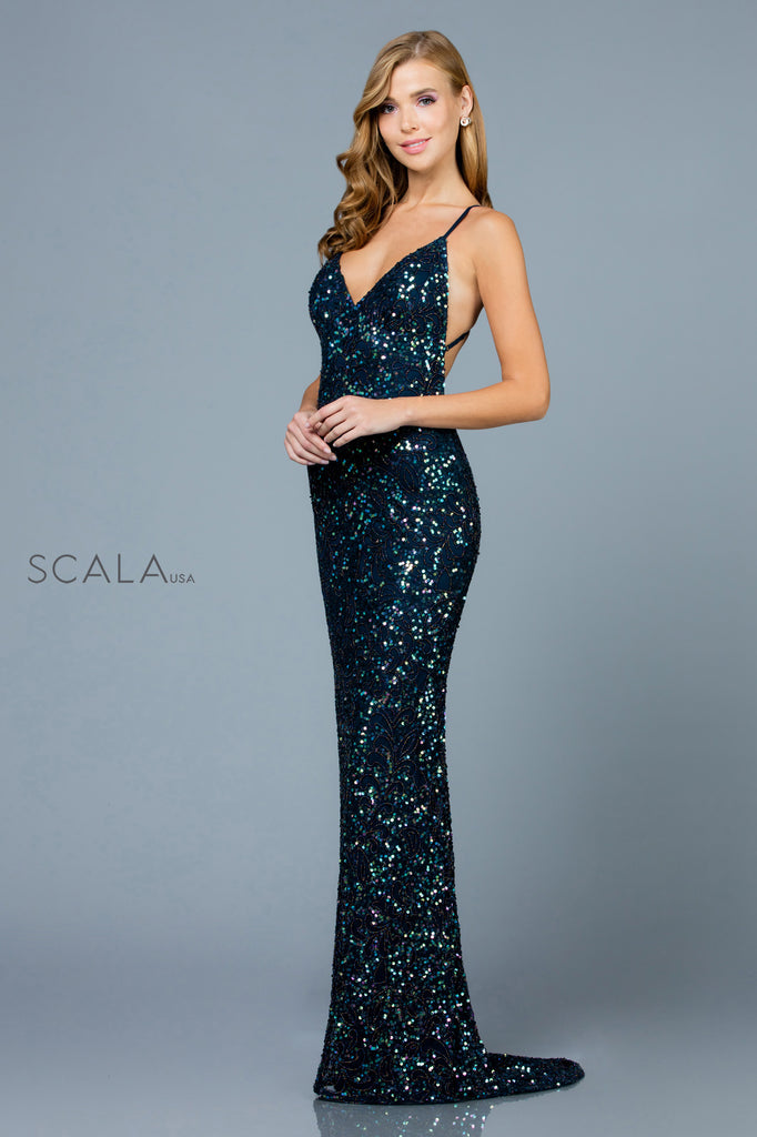Scala 47542 navy Blue