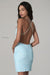 scala 48782 light blue short low back prom dress