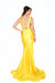atria yellow prom dress