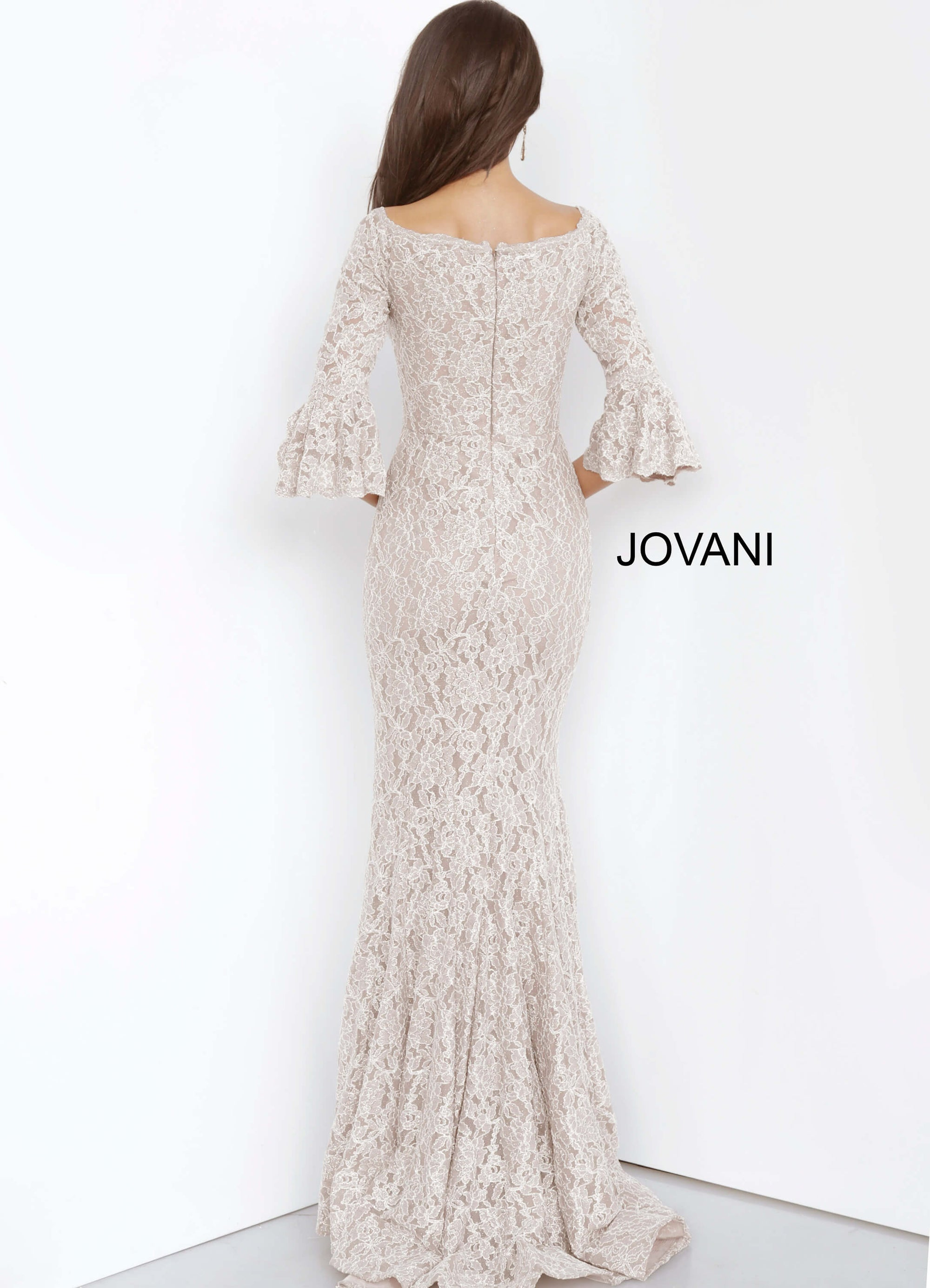 Jovani 68810 champagne mother of the bride