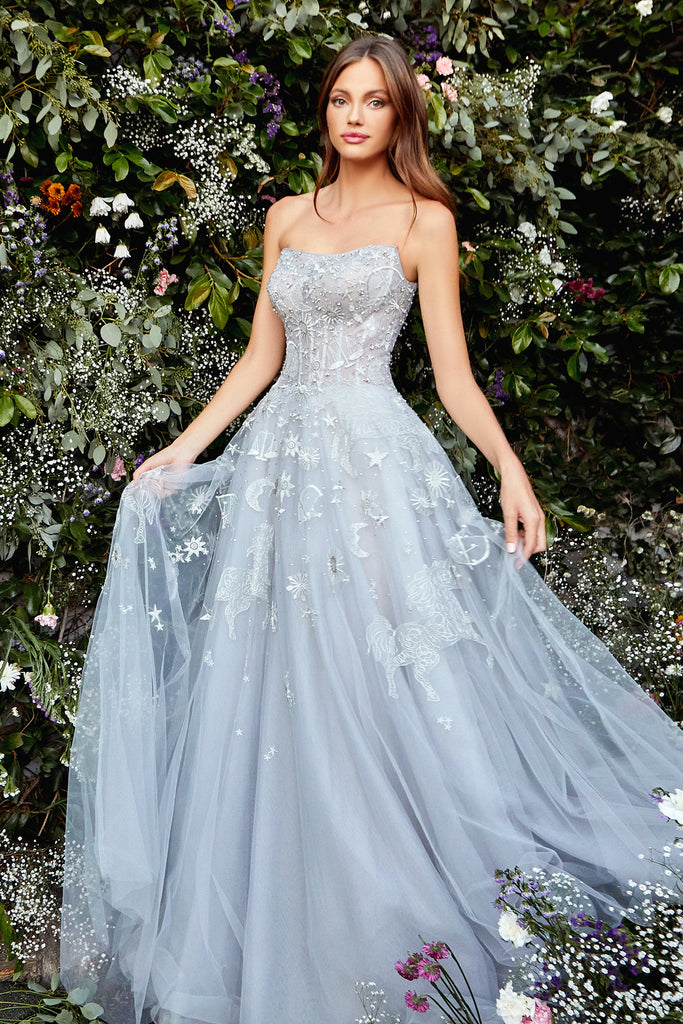 Andrea and Leo A0890 SELENE gown