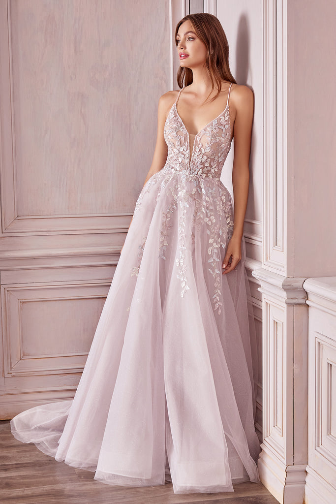 Andrea and Leo A1019 prom dress