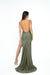 atria 6302h low back fitted prom dress