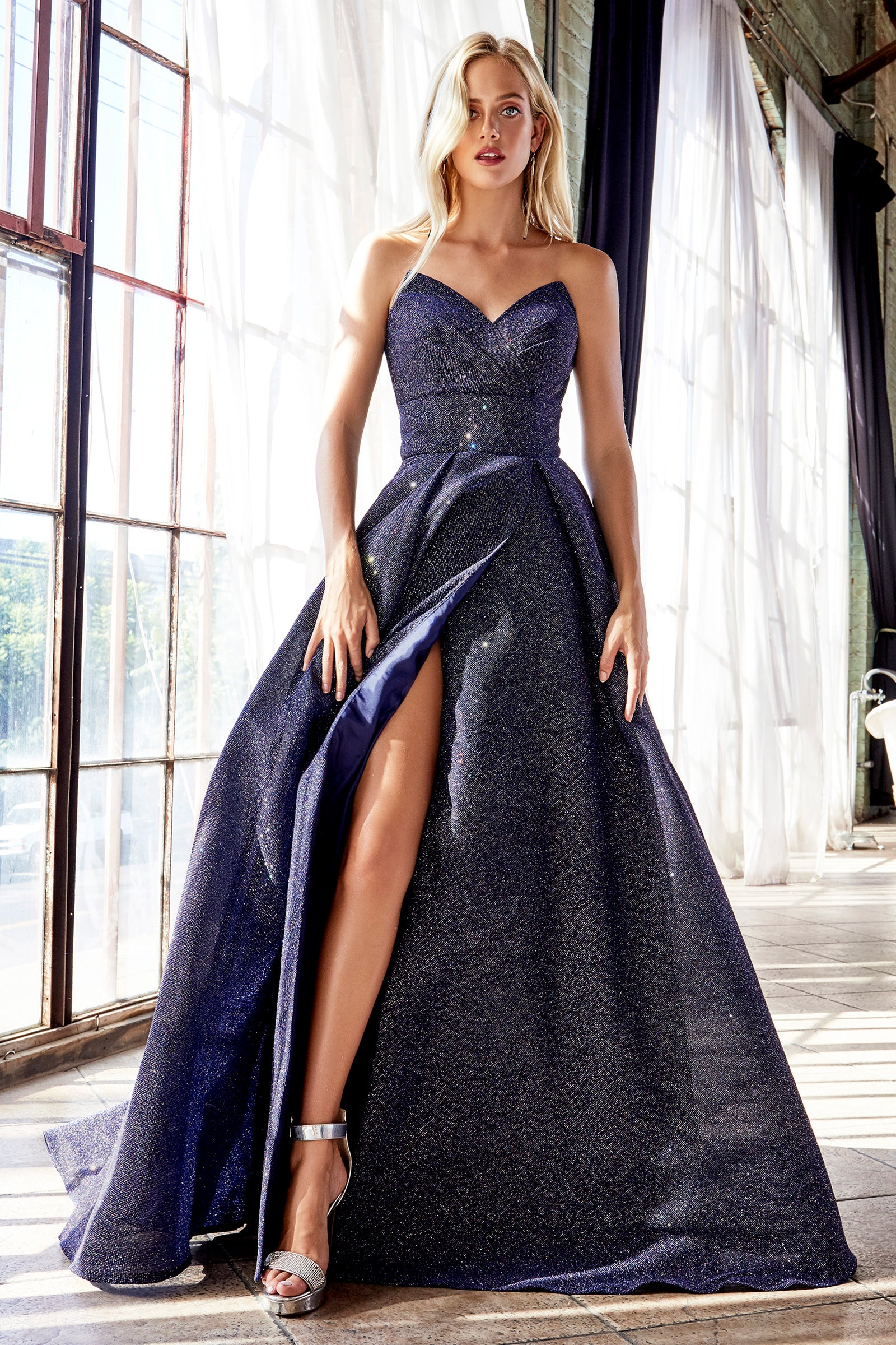 Cinderella CB045 omaha prom dress