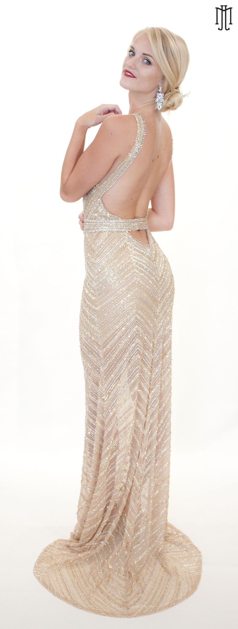 84ae3ec4eee Miss florida USA evening gown · Jovani Couture 39202 · Jovani Couture 39202