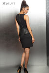 Maslavi by Jovani M184 Black