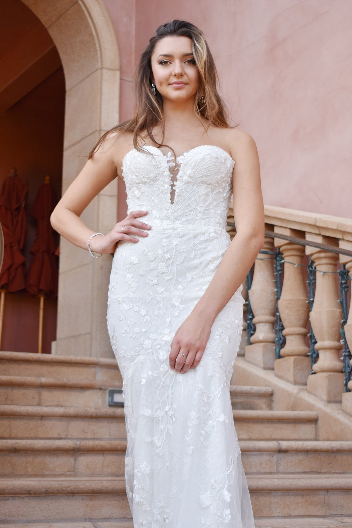 Nevaeh gown by Rene Atelier bridal
