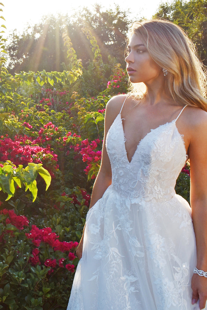 Rene atelier bridal penny gown