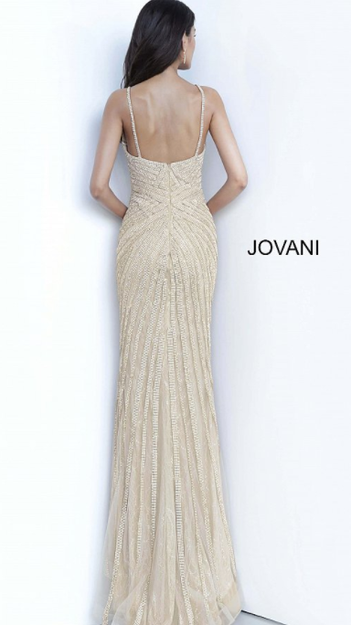 Jovani 03095 Long formal dress