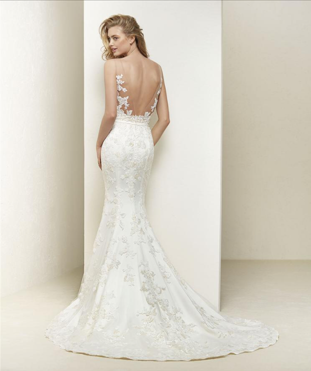 Pronovias Drilia Sample