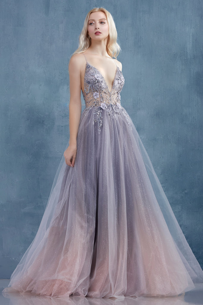 Andrea and Leo A0850 long prom dress