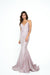 atria 6200h blush sweetheart simple prom dress