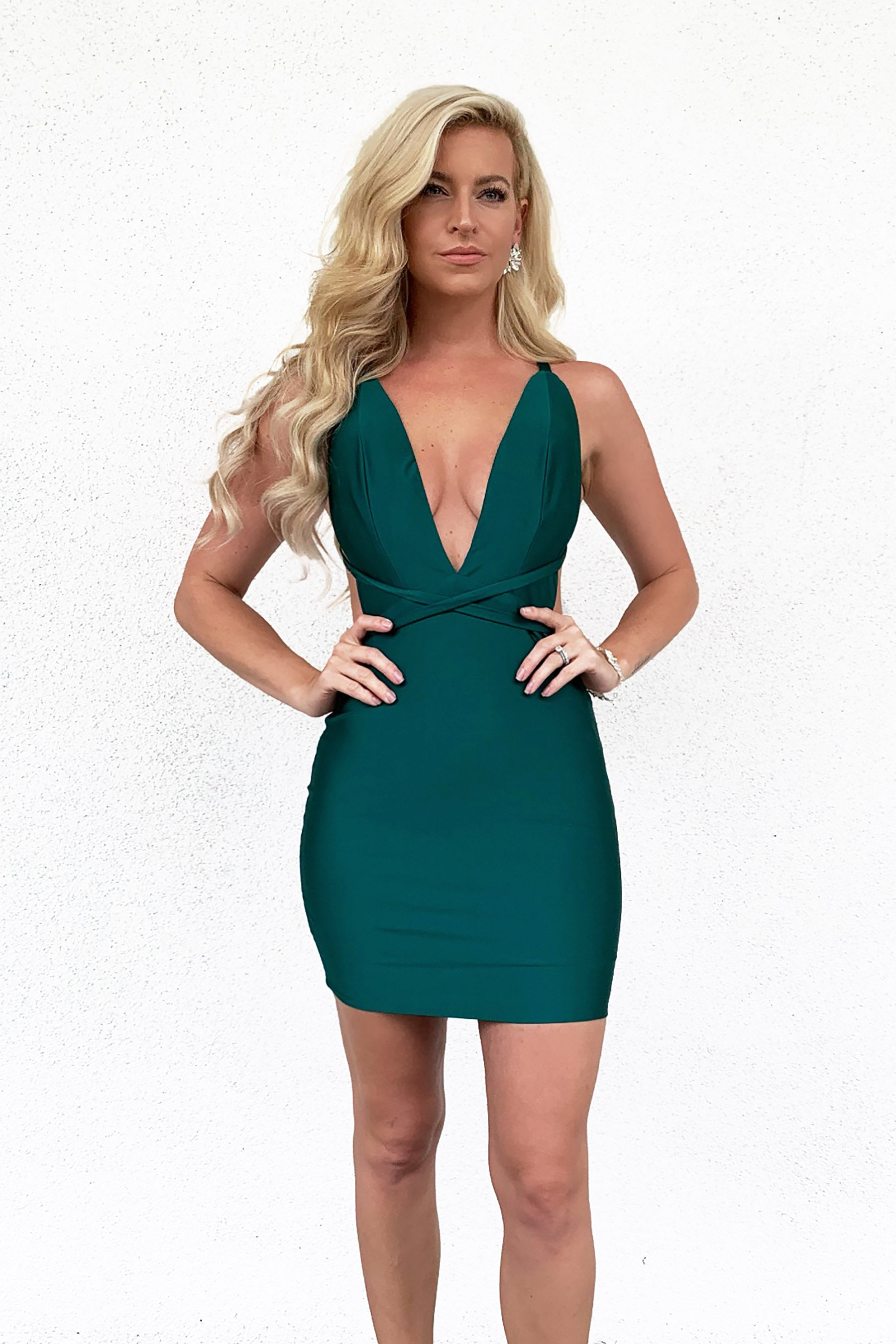 atria 6530 forest green