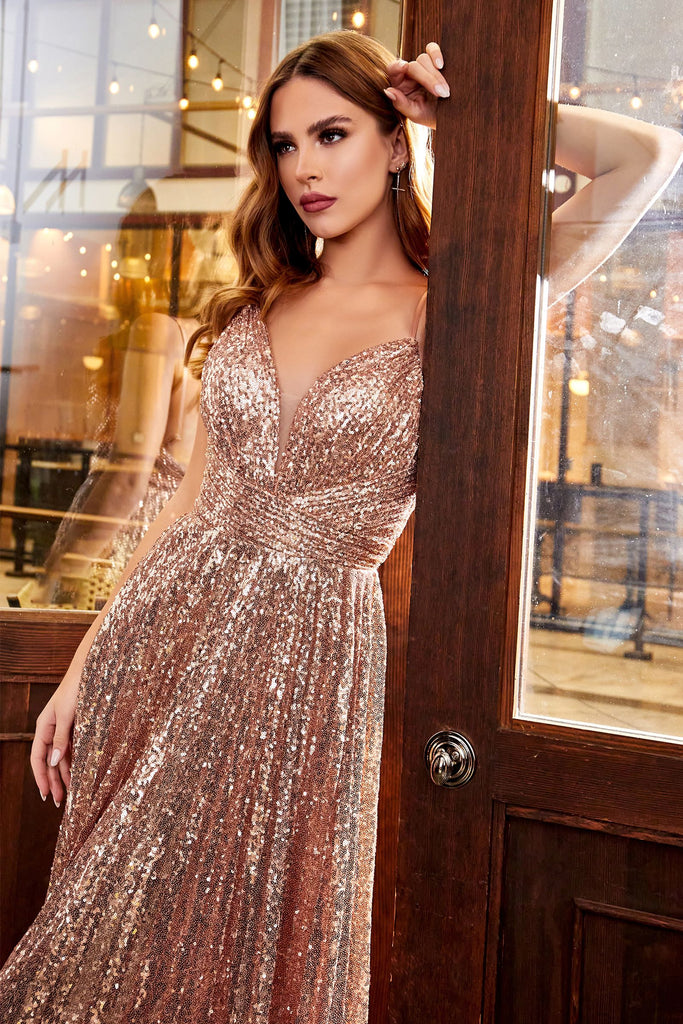 The Toma sparkle aline midi dress