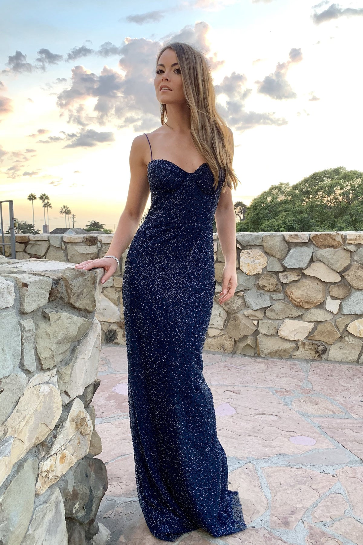 Rene the label chicago gown