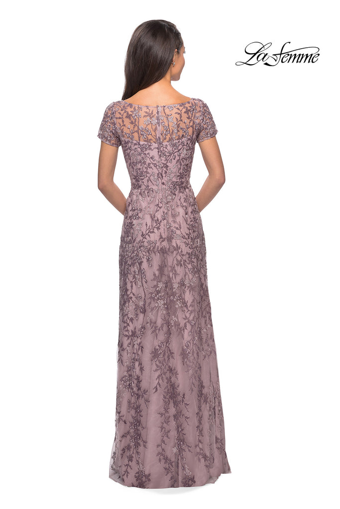 La femme 27596 mother of the bride dress