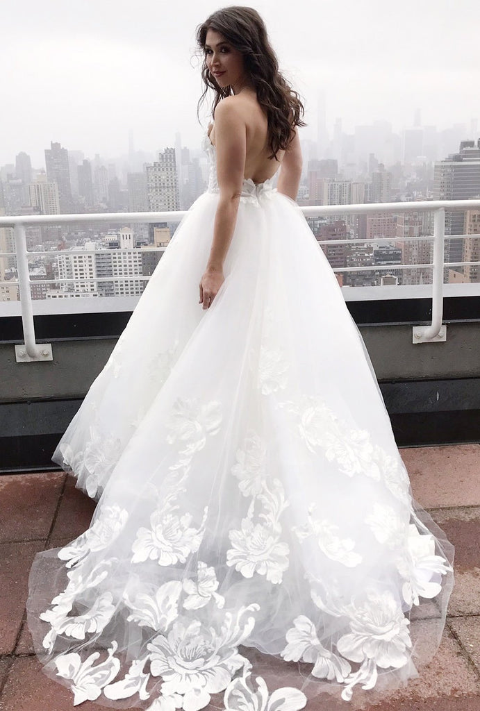 belle gown by rêne atelier bridal