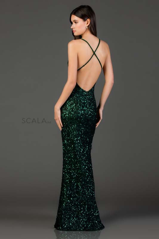 scala 48949 forest green