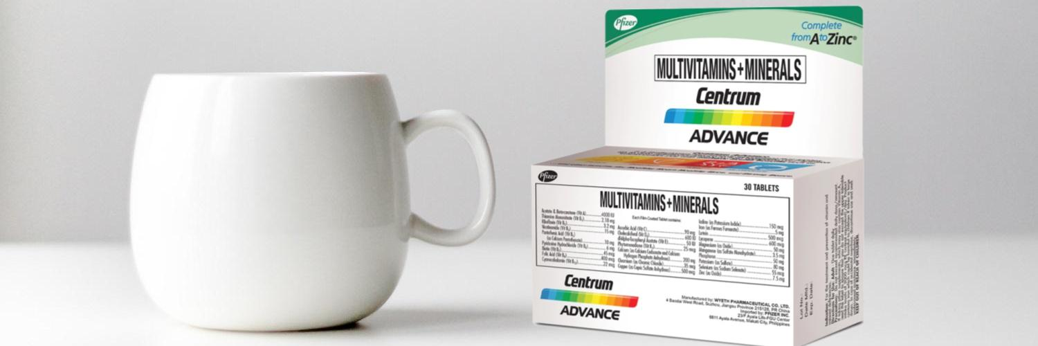 Centrum Advance: What Are The Benefits?