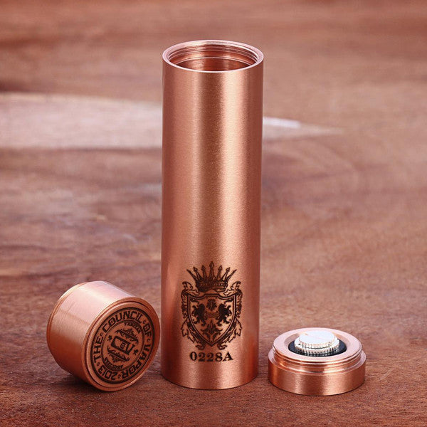 The Kindred V2 Mechanical Mod by Council of Vapor