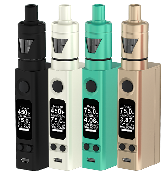Evic-VTC Mini Kit by Joyetech