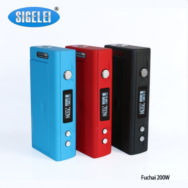 Fuchai 200w TC by Sigelei