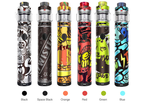 Freemax Twister 80W VW Kit with Fireluke 2 Tank 2300mAh