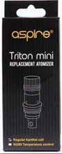 Load image into Gallery viewer, Aspire Triton Mini Clapton Replacement Coil 1 piece