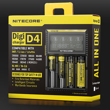 Load image into Gallery viewer, Nitecore DigiCharger LCD