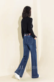 Women's Vintage Loose  Baggy Pants - ByDivStore