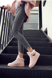 Women's Warm Ankle Boots - ByDivStore