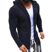 Men's Hooded Cardigan - ByDivStore