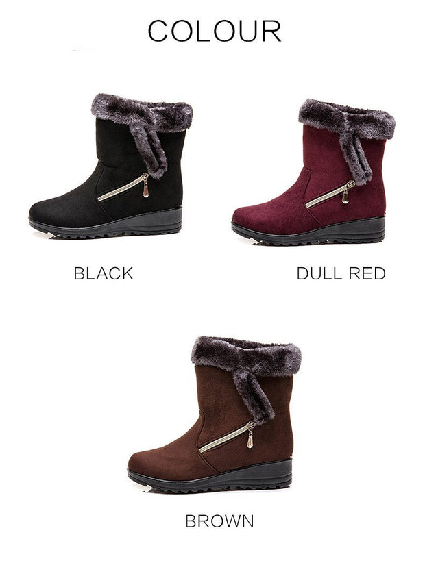 Women's Winter Boots - ByDivStore