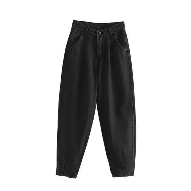Women's High Waist Vintage Pants - ByDivStore