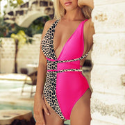 High Cut Swimsuit -  bydivstore11