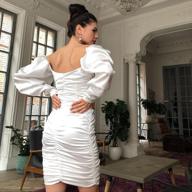 Backless Party Dress -  bydivstore11