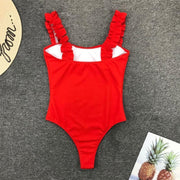 Ribbed Swimsuit -  bydivstore11