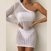One Shoulder Beachwear -  bydivstore11